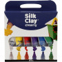 Silk Clay® Creamy, ass. farver, 6x35ml