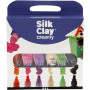 Silk Clay® Creamy, 6x35 ml, ass. farger