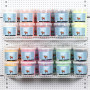 Foam Clay®, 10x10 spann, ass. farger
