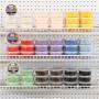 Silk Clay®, ass. farver, 10x10ds.