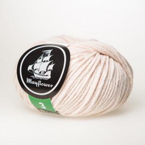 Mayflower Cotton 3 Garn Unicolor 349 Pudder