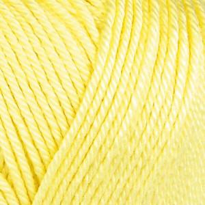 Järbo 8/4 Garn Unicolor 32075 Lys Gul