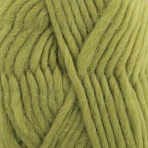 Drops Eskimo Garn Unicolor 29 Gulgrønn