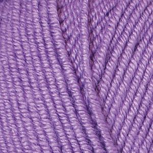 Järbo Soft Raggi Garn Unicolor 31211 Lilla