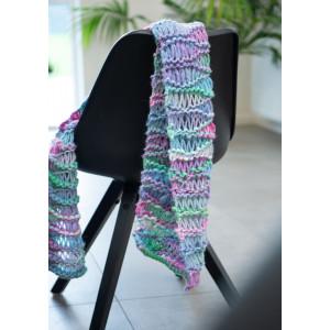 Mayflower Easy Knit Halstørklæde - Halstørklæde Strikkeopskrift 140x30 cm