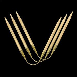 Bilde av Addi Crasy Trio Lang Bambus 30cm 5,00mm - 3 Stk