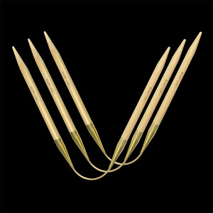 Bilde av Addi Crasy Trio Lang Bambus 30cm 6,50mm - 3 Stk