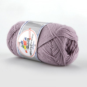 Mayflower Cotton 8/4 Junior Garn Unicolor 1478 Syrin