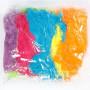 Dun, L: 11-17 cm, 144 bunter, ass. farger