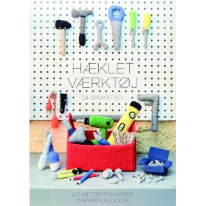 Forudbestilling af Hæklet værktøj - Bog af Louise Grimm Hansen