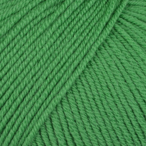 Infinity Hearts Baby Merino Garn Unicolor 31 Mørkegrønn