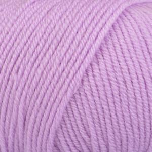 Infinity Hearts Baby Merino Garn Unicolor 36 Lavendel