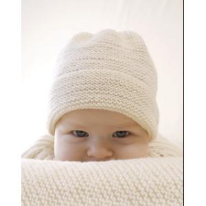 Peek-a-boo by DROPS Design - Baby Lue Strikkeoppskrift str. Prematur - 4 år