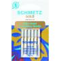 Schmetz Symaskinnåler Broderi Gull 130/705 H-ET Str. 75 - 5 stk