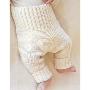 Smarty Pants by DROPS Design - Baby Bukser Strikkeoppskrift str. Prematur - 4 år