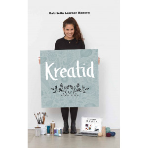 Bilde av Kreatid - Bok Av Gabriella Lawner Hansen