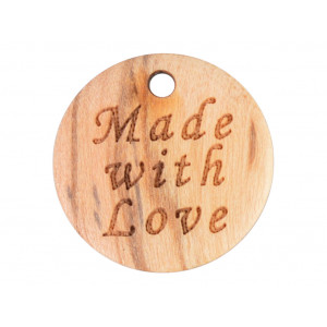 Label Tre Made with Love 1,8cm