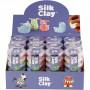 Silk Clay®, 12 sett, ass. farger