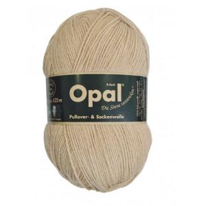 Opal Uni 4-trådet Garn Unicolor 5189 Camel