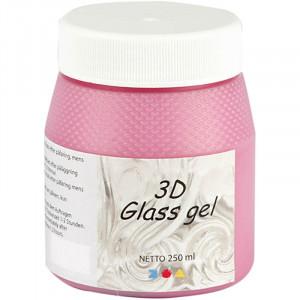 Bilde av 3d Glass Gel, 250 Ml, Pink