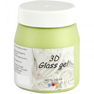 Bilde av 3d Glass Gel, 250 Ml, Light Green