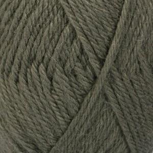 Drops Lima Garn Unicolor 7810 Mosegrønn