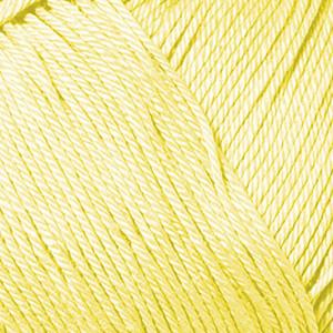 Järbo 8/4 Garn Unicolor 2275 Lys Gul 200g