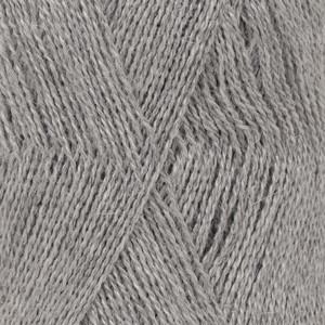Drops Lace Garn Mix 0501 Lys grå 50g