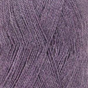 Drops Lace Garn Mix 4434 Lilla/Fiolett 50g