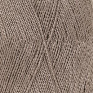 Drops Lace Garn Unicolor 5310 Lys brun 50g