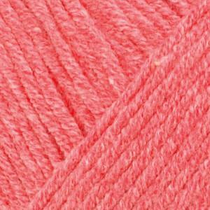Järbo Elise Garn Unicolor 69224 Korall