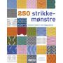 250 strikkemønstre - Bok på dansk av Debbie Tomkies