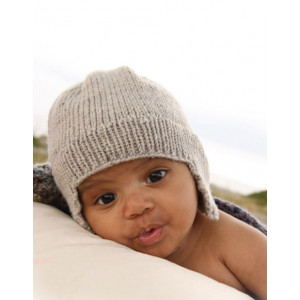 Samuel Lue by DROPS Design - Baby Lue Strikkeoppskrift str. 1 mdr - 4 år
