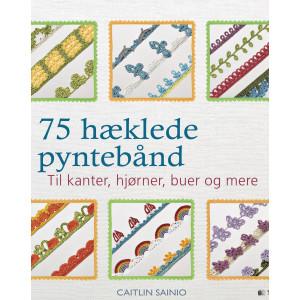 75 hæklede pyntebånd - Bok av Caitlin Sainio