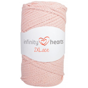 Infinity Hearts 2XLace Garn 25 Pudder