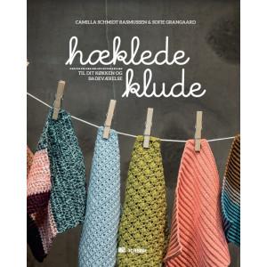 Hæklede klude - Bok av Camilla S. Rasmussen og Sofie Grangaard