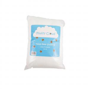 Fluffy Cloud Fyllvatt/Bamsefyll/Dukkefyll/Putefyll/Vatt 500g