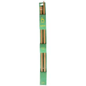 Pony Strikkepinner / Jumperpinner Bambus 33cm 7,00mm / 13in US 10¾