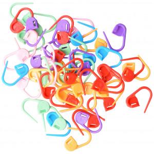 Infinity Hearts Maskemarkører 22 mm Ass. farger - 50 stk