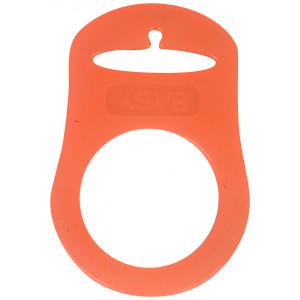 Smokkereim Adapter Oransje 5x3 cm