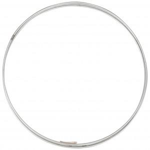 Infinity Hearts Metallring Sølv Ø30cm - 3 stk