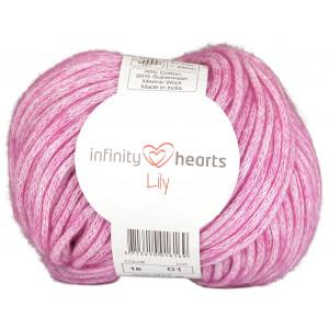Infinity Hearts Lily Garn 16 Lyng