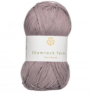 Shamrock Yarns 100% Bomull Garn 8/4 05 Grå