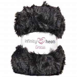Infinity Hearts Crocus Pelsgarn 18 Sort