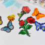 Infinity Hearts Broderi Startpakke Deluxe - 187 deler