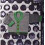 Mayflower Babygenser med V-hals - Genser Strikkeoppskrift str. 0/1 mdr - 4 år