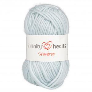 Infinity Hearts Snowdrop 06 Himmelblå