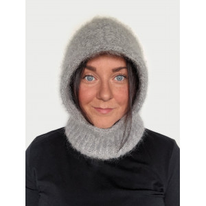 TROMSØ HOODIE av Slow Knitwear - Strikkeoppskrift til TROMSØ Hoodie Onesize (54cm)
