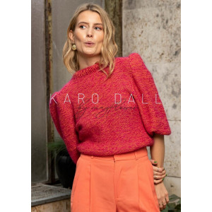 WernieSweater Karoline Dall by Mayflower - Genser Strikkeoppskrift str. S-XXXL