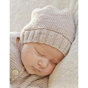 In my dreams by DROPS Design - Baby Lue Strikkeoppskrift str. Prematur - 4 år